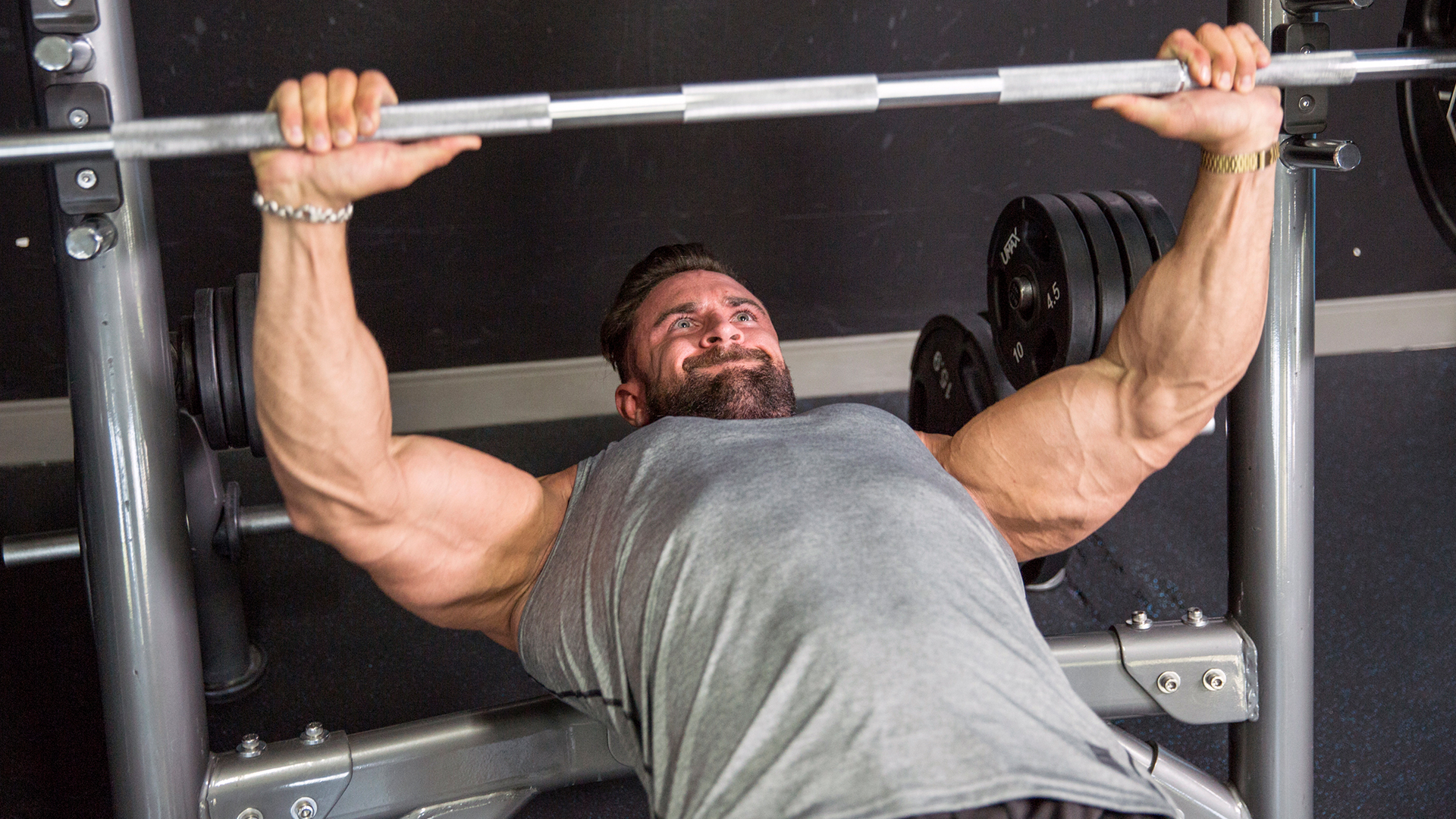 How much do you push? 5 secrets for a big chest