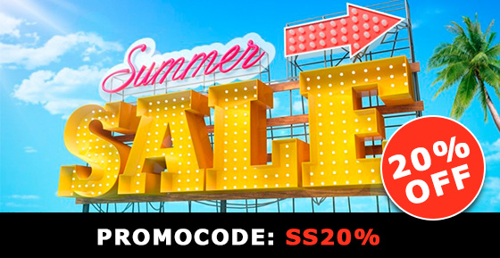 August Promo - 30% oFF!!!