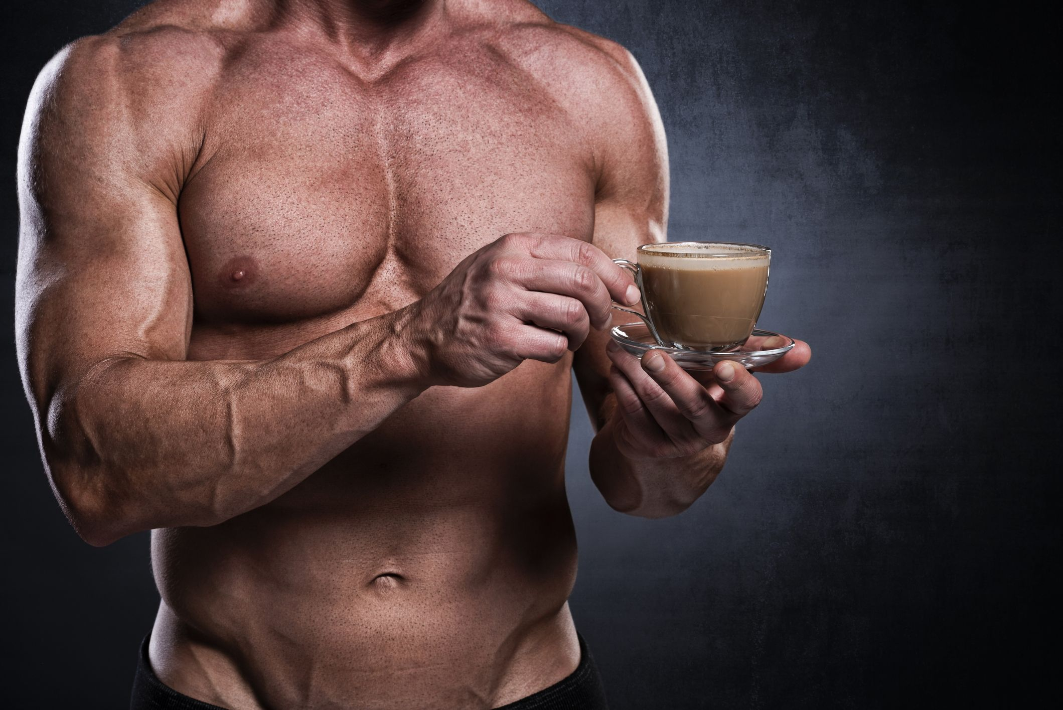 Coffee recipe for bodybuilders