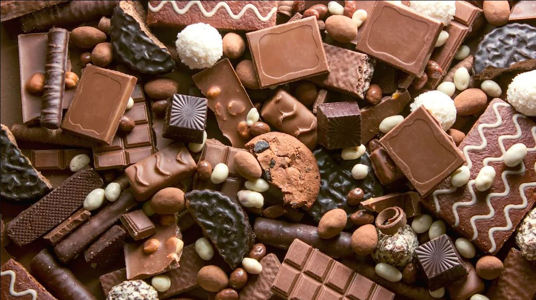 Eat chocolate daily to be healthy