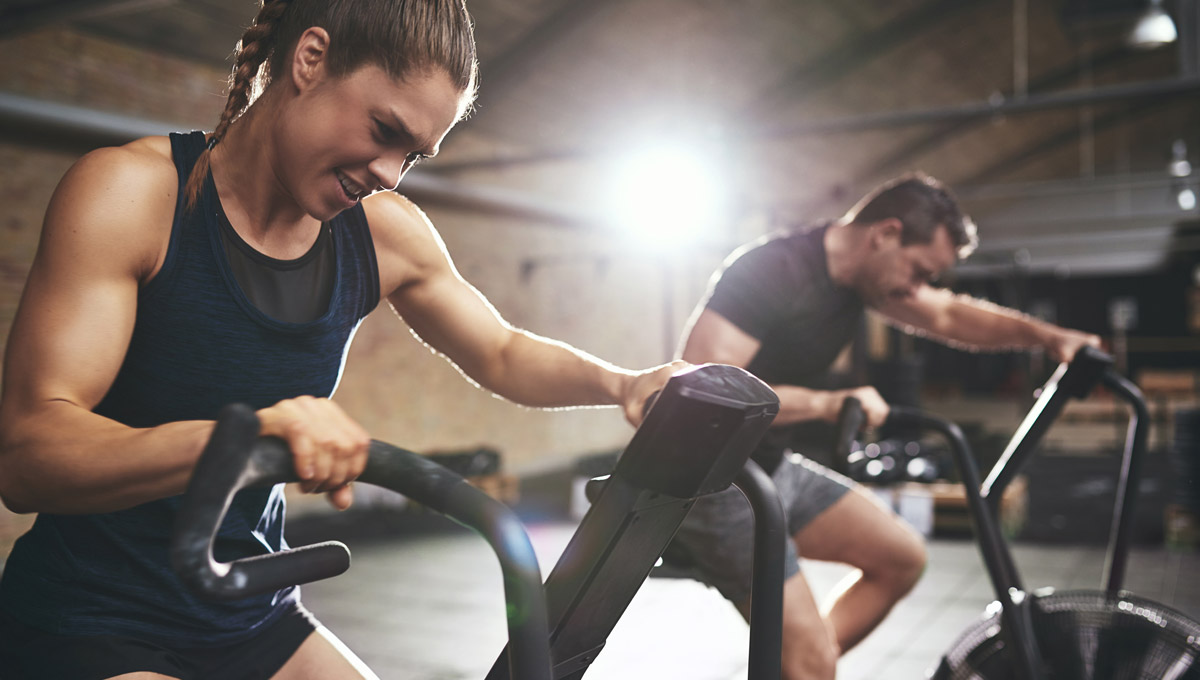 Cardio for muscle mass
