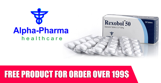 Free products Alpha-Pharma!!!