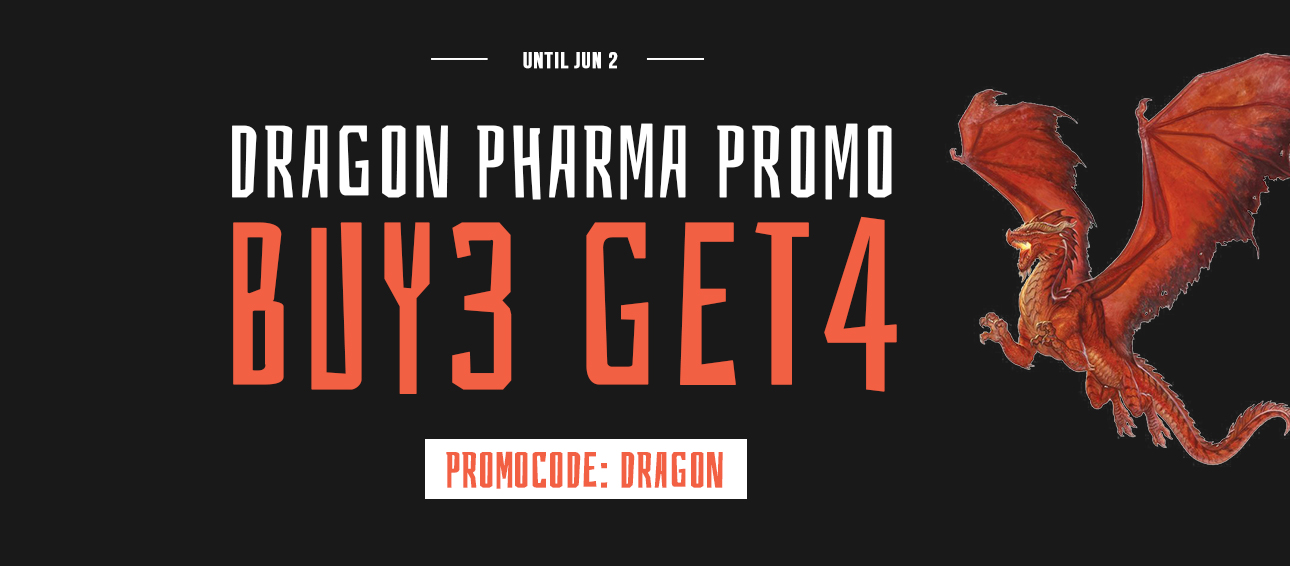 Dragon Pharma Promo